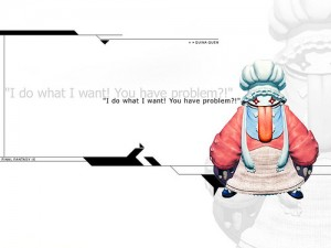 Quina Quen, Final Fantasy IX