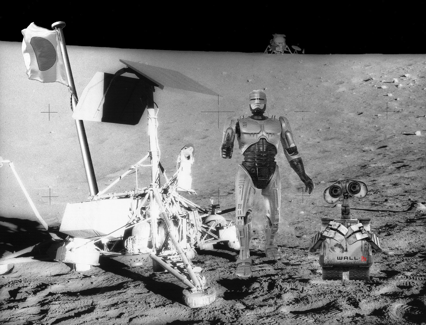 china lands on the moon historic robotic lunar landing - HD1488×1136