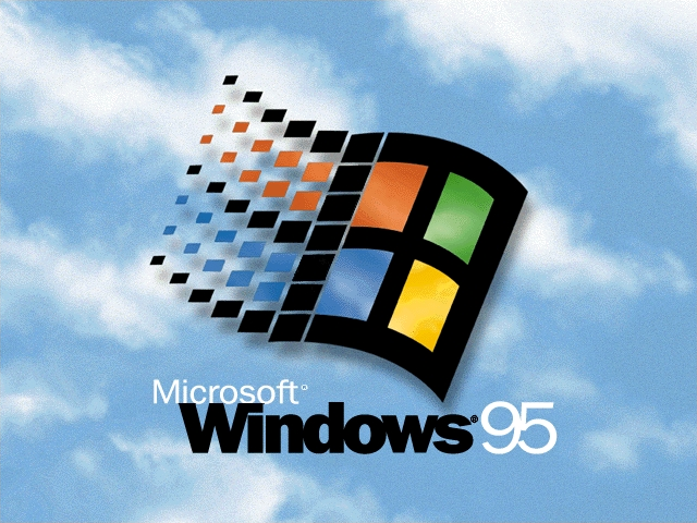 as Windows 95 on the iPad